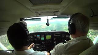 Landing at Branson, MO KBBG