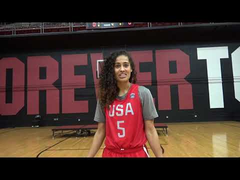 Get to know Skylar Diggins off the court - Rapid Fire Question & Answers