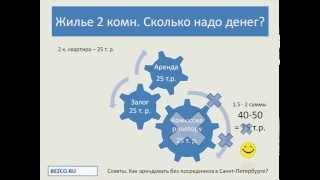 Как переехать в Санкт-Петербург? Найти работу, жилье без посредников. Как снять или купить квартиру?(Как найти работу, жилье, снять квартиру без посредников? Выдержка из текста -