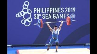 Thạch Kim Tuấn - Eko cuộc đua đô cử đẳng cấp thế giới ở SEA Games 30
