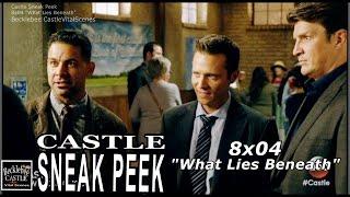 "Castle 8x04 Sneak Peek  ""What Lies Beneath""  Season  8 Episode 4 Sneak Peek"
