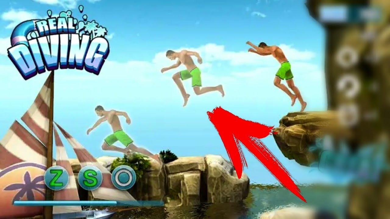 Скачать игры Андроид Прыжки в Воду