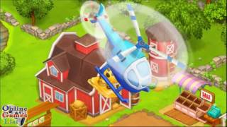 Farm Town Happy village Android Gameplay screenshot 4