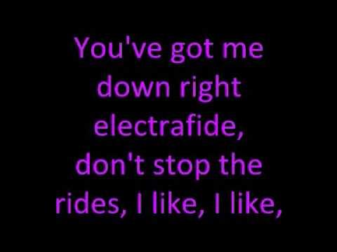 Keri Hilson - I Like - Lyrics