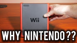 Why did Nintendo Release the Wii MINI ? A look back | MVG
