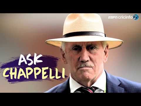 #AskChappelli | What does Ian Chappell make of Virat Kohli's on-field behaviour?