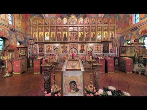 2018.05.17. ASCENSION OF THE LORD. Divine Liturgy. ВОЗНЕСЕНИЕ ГОСПОДНЕ
