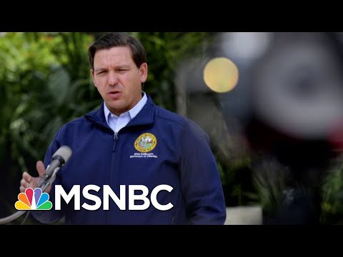 Florida Gov. DeSantis Issues Stay-At-Home Order After Fierce Criticism | The 11th Hour | MSNBC