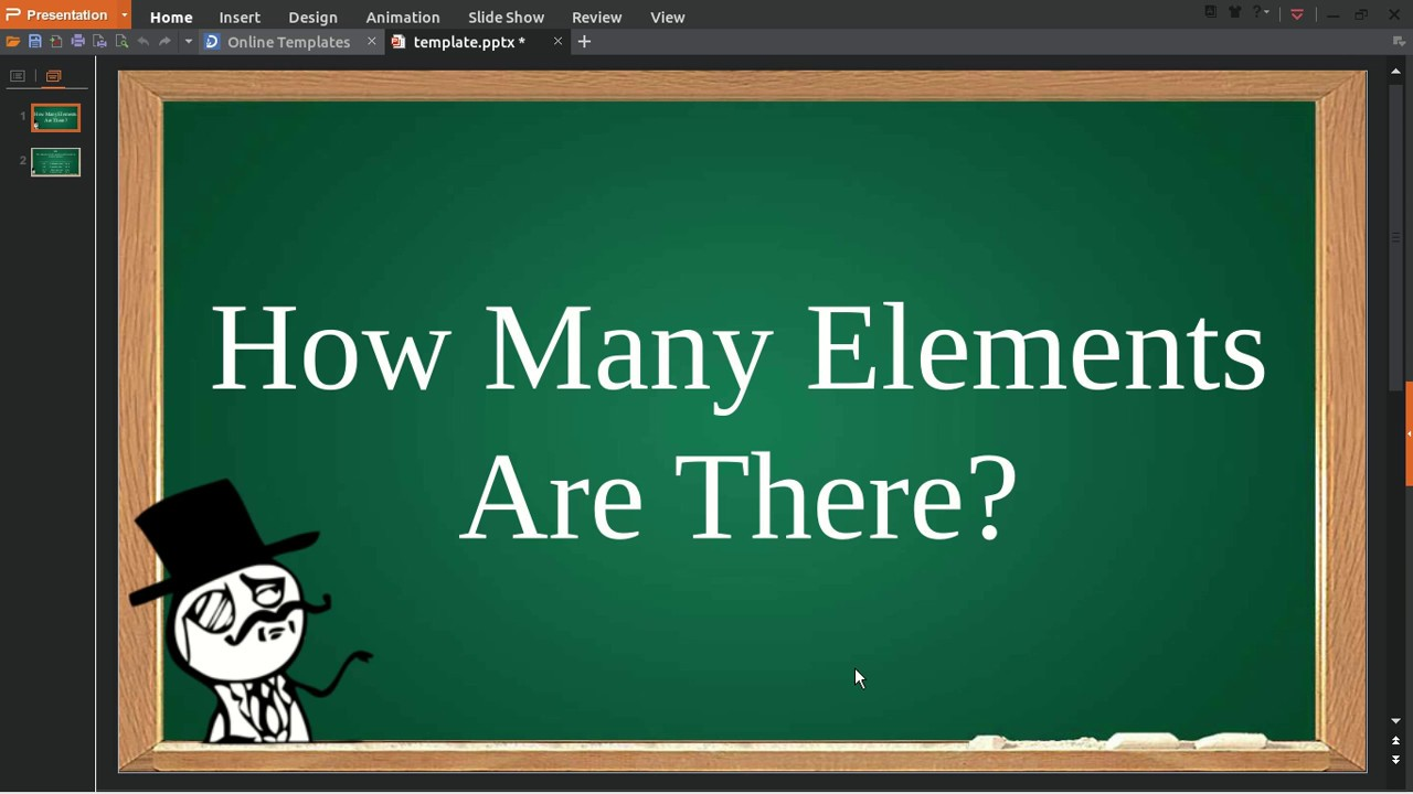How Many Elements Are There - ...