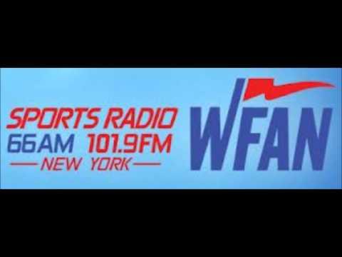 Comedian Marc Yaffee on WFAN 66 & 101.9 in NY