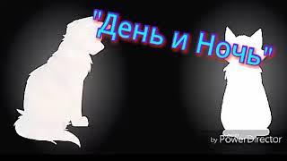 """Коты воители """"День и Ночь"""""""