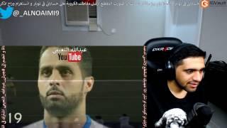 ردة فعلي على ( ياسر القحطاني ) و الاهدف السينمائية - عجيييب !!!