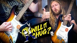 WILL IT CHUG? - Squier Bullet Stratocaster