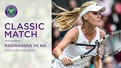 Agnieszka Radwanska vs Li Na | 2013 Quarter-final Replayed
