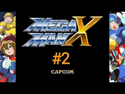 MY BOI NEEDED TO CHILL!!! [Mega Man X Legacy Collection] [Mega Man X #2] |