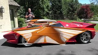 [YTP] Doug DeMuro introduces the fattest supercar