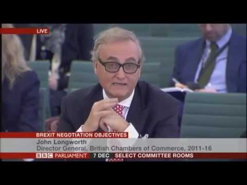 John Longworth Outlines some Ridiculous EU Regulations