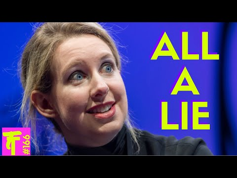 ELIZABETH HOLMES | REVOLUTIONARY MILLENNIAL CON ARTIST KNOCKED FROM HER THRONE | WAS IT ALL A LIE?