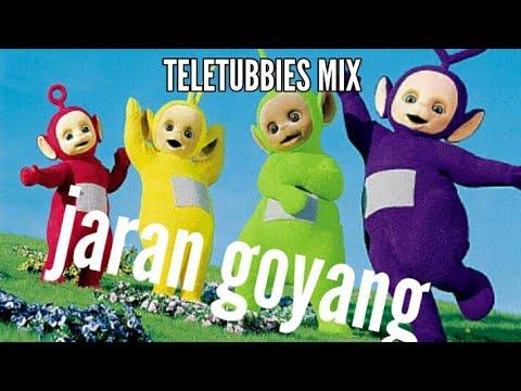 dangdut joged jaran goyang teletubbies by @wahyuhidayatt_ dan @gustiawan90