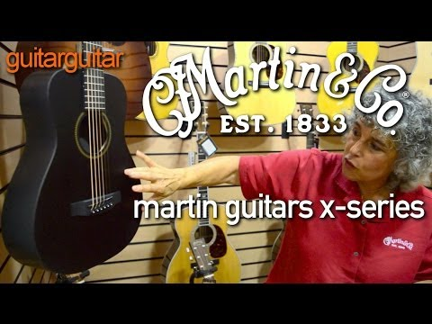 Martin Guitars - X Series