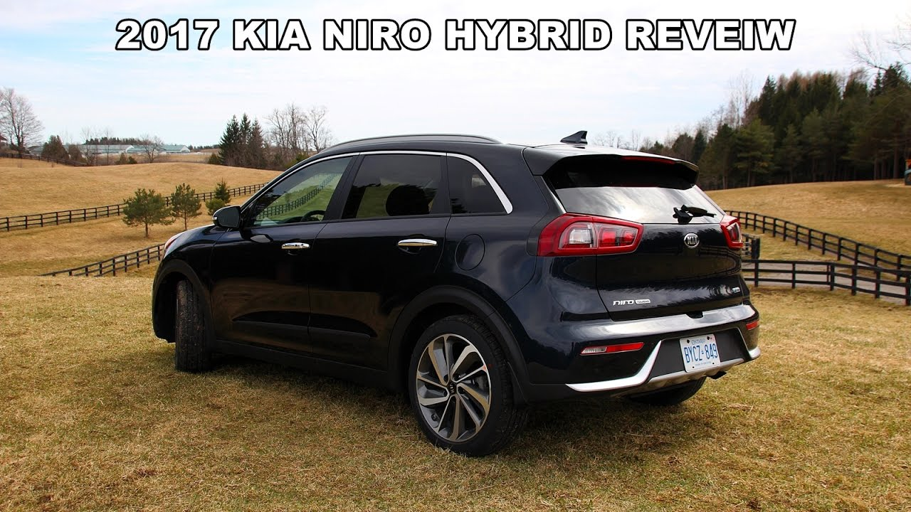 2017 kia niro hybrid review youtube. Black Bedroom Furniture Sets. Home Design Ideas