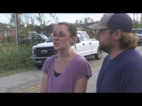 EF-3 Tornado Rips Through Seneca Community