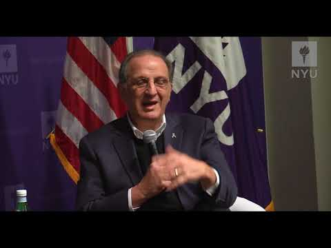 NYU DC Discussion: The Israeli-Palestinian Conflict--How Can It Be Solved?