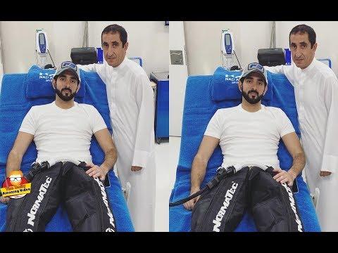 Sheikh Hamdan Crown prince Of Dubai