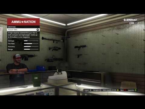 Edition DLC Guns Bullpup Shotgun DE .50 & Gold Platinum & Pink Guns