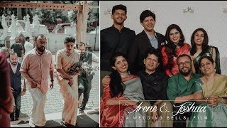 Lal Jose Daughter Irene & Joshua  wedding Highlights