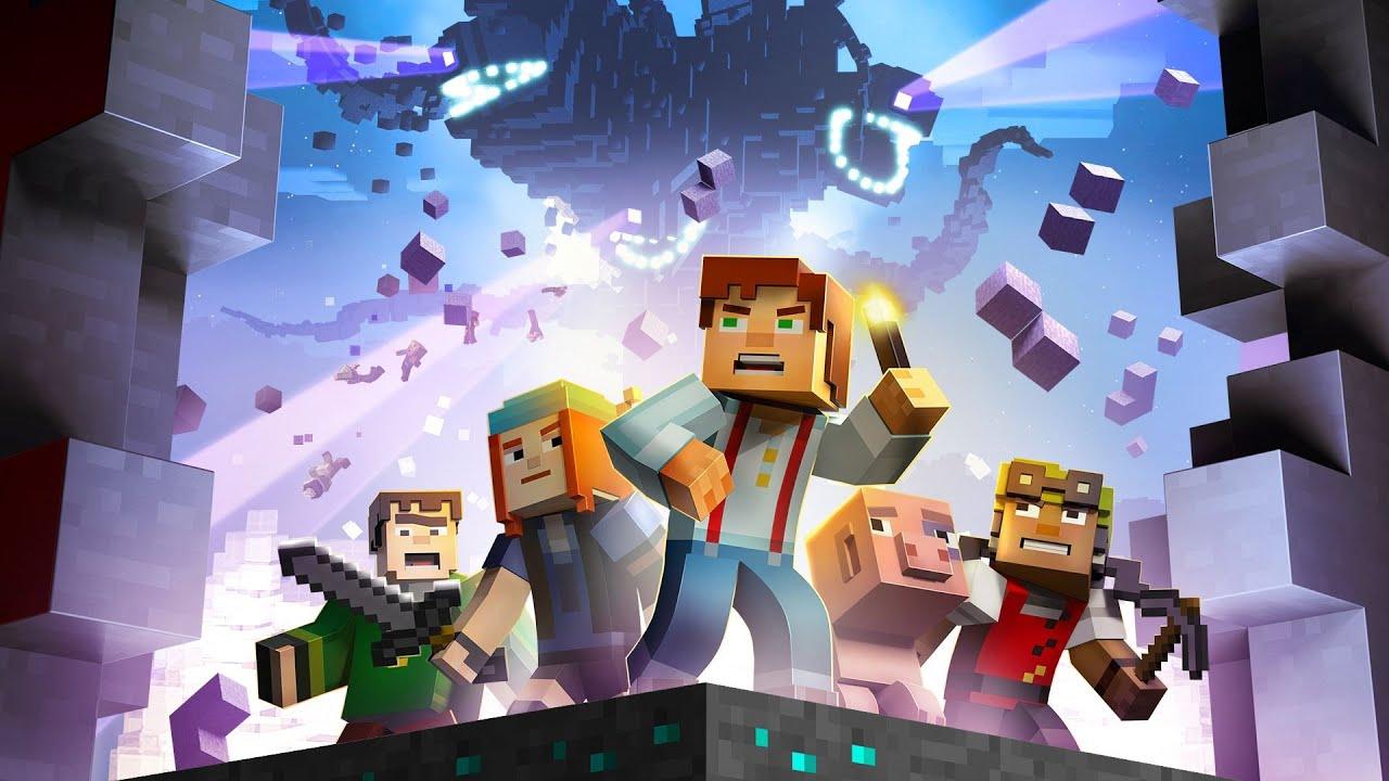 Minecraft Story Mode Episode CRACK Vollversion Kostenlos - Minecraft story mode deutsch spielen