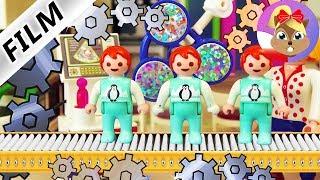 Playmobil Film polski | SKĄD SIĘ BIORĄ DZIECI? Z fabryki dzieci w Playmobil City | Wróblewscy
