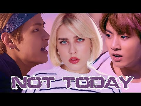BTS (방탄소년단) - Not Today (Russian Cover    На русском)