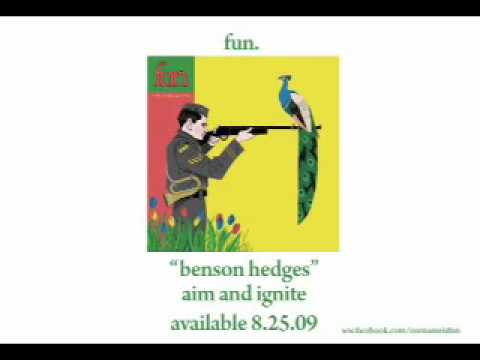 fun. - Benson Hedges [AUDIO]