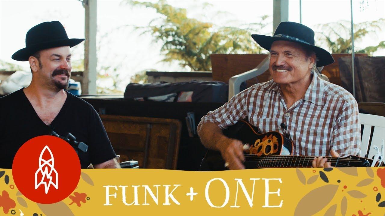 Jamming to the Music of Hawaiian Cowboys