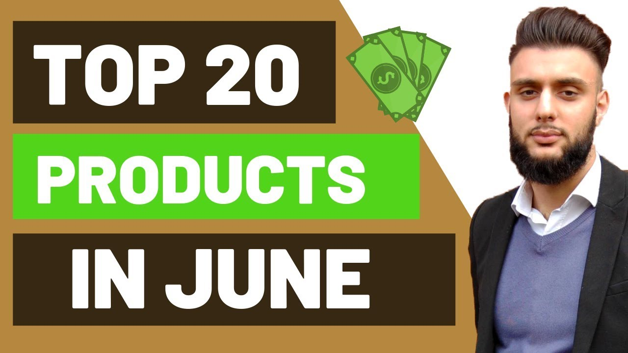 TOP 20 WINNING Products In June 2019 Shopify Dropshipping
