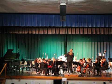 7th Grade Orchestra  Dragon Hunter