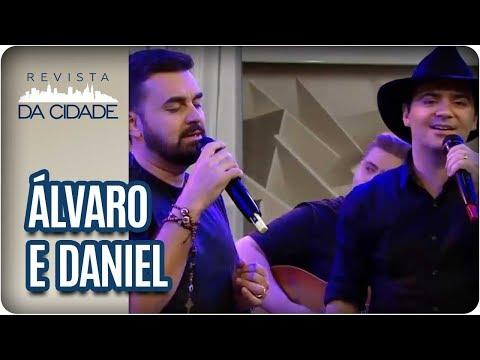 Musical: Álvaro E Daniel - Revista Da Cidade (15/02/18)