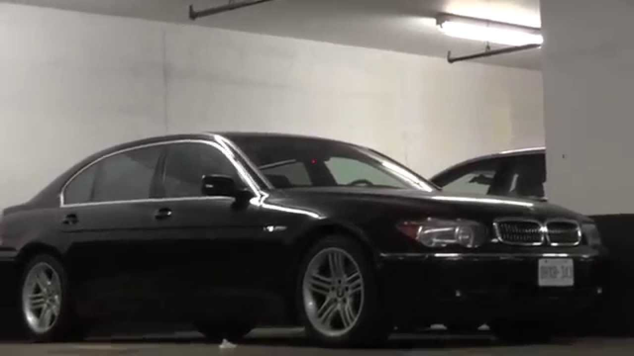 2007 BMW 760Li V12 60L 539 HP Walkaround