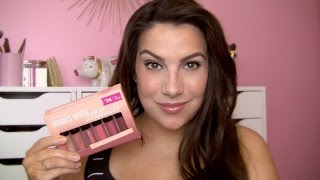 Bare Minerals Nudes with Attitude Gloss Set