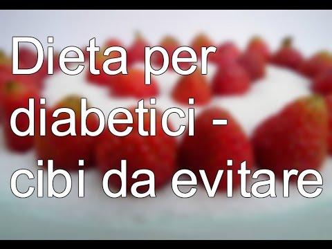 dieta-per-diabetici---cibi-da-evitare