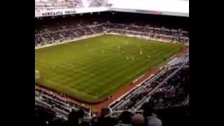 MIKE ASHLEY OUT! NEWCASTLE UNITED FAN'S CHANTS