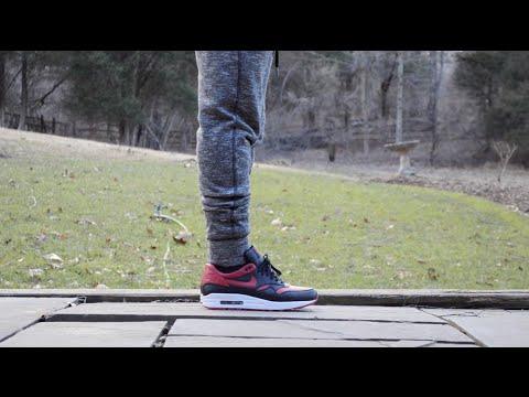 Nike Air Max 1 Bred PRM QS Valentines