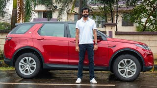 Land Rover Discovery Sport Facelift - Rugged Goes Luxurious | Faisal Khan
