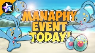 MANAPHY EVENT! WHAT YOU NEED TO KNOW! - Pokemon Brick Bronze