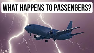 What Happens When Lightning Strikes a Plane