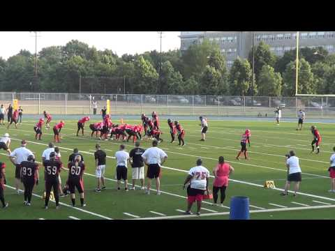 Houston Energy vs Montreal Blitz 2012 Semifinals