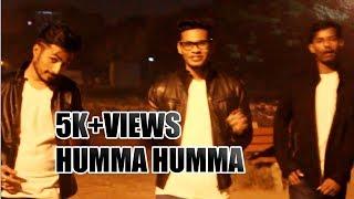 HUMMA HUMMA Dance Video by  Nikhil/Arun/Ashwin