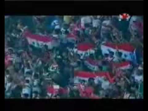 iraq soccer song!