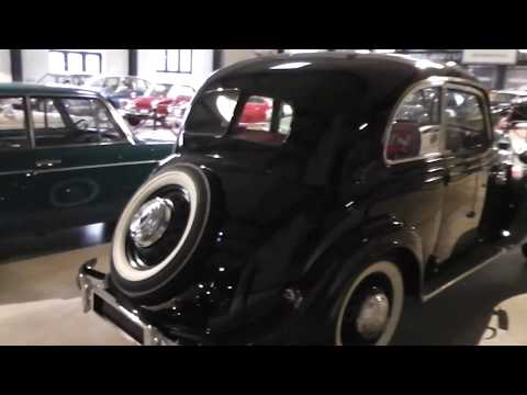 BMW 321 - Old vintage car of Germany from 1945